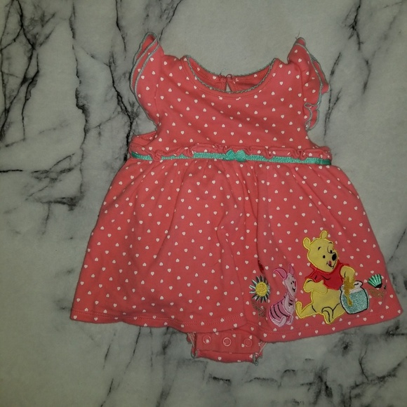 Disney Baby One Pieces Winnie The Pooh Romper Poshmark